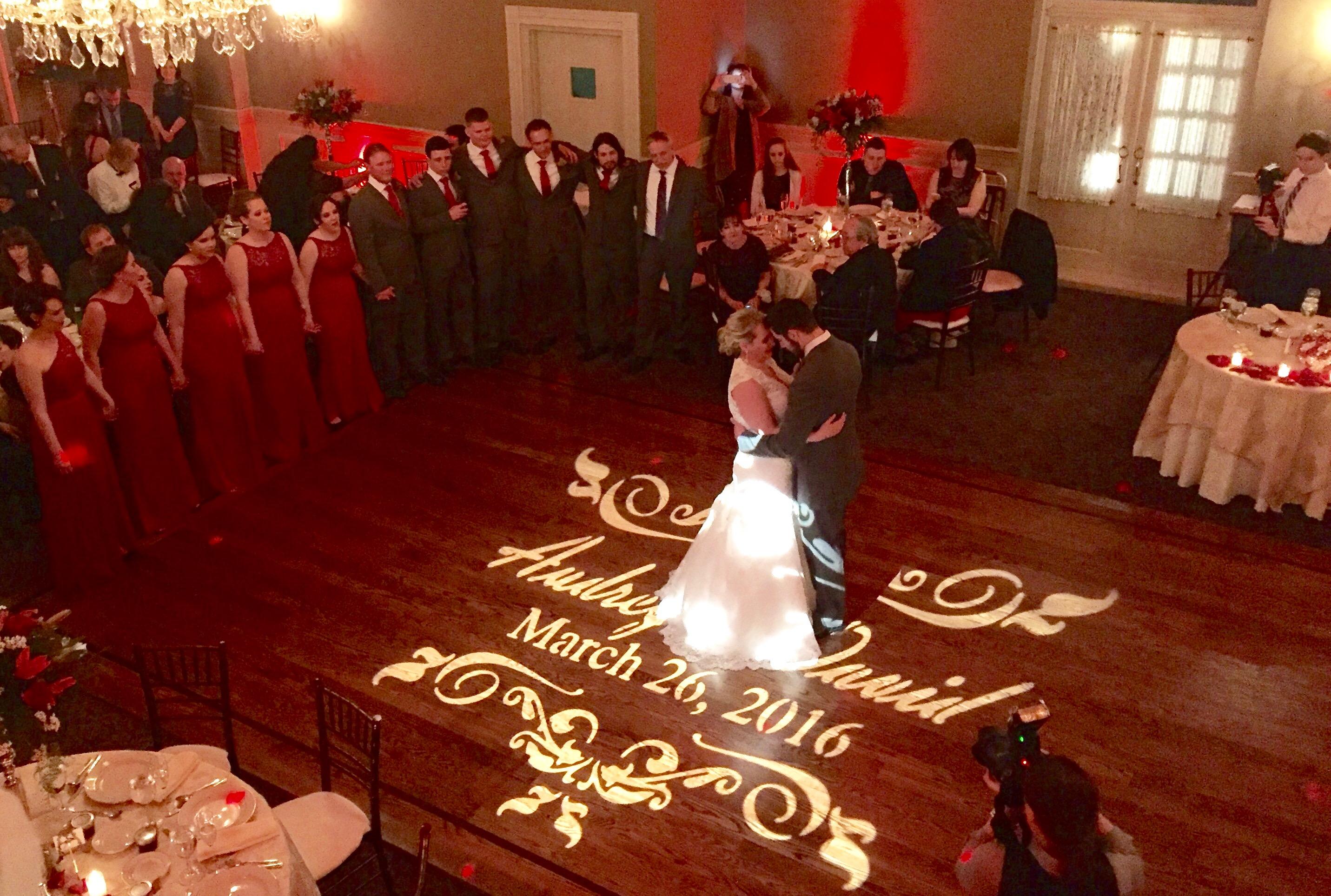 Wedding Gobos At Weddinggobo Com Your Source For Quality Gobos